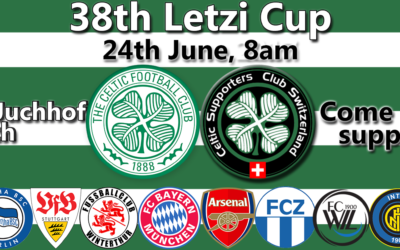 38rd Letzi Cup – Fanclub tournament with CSC Switzerland