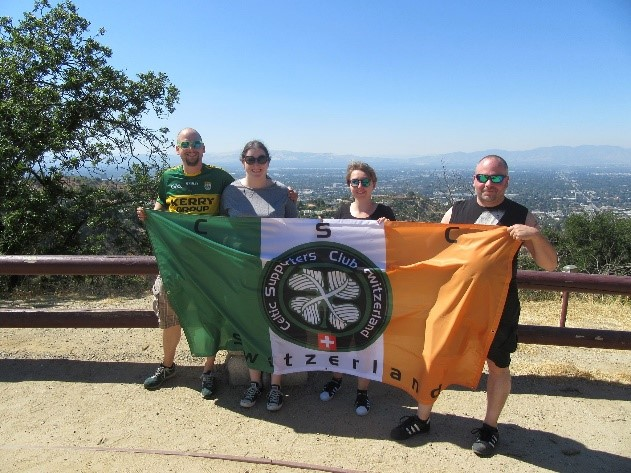 NAFCSC Celtic Convention Las Vegas 2017