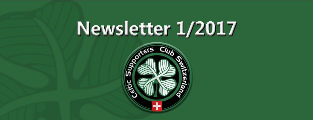 CSC Switzerland – Newsletter 1/2017