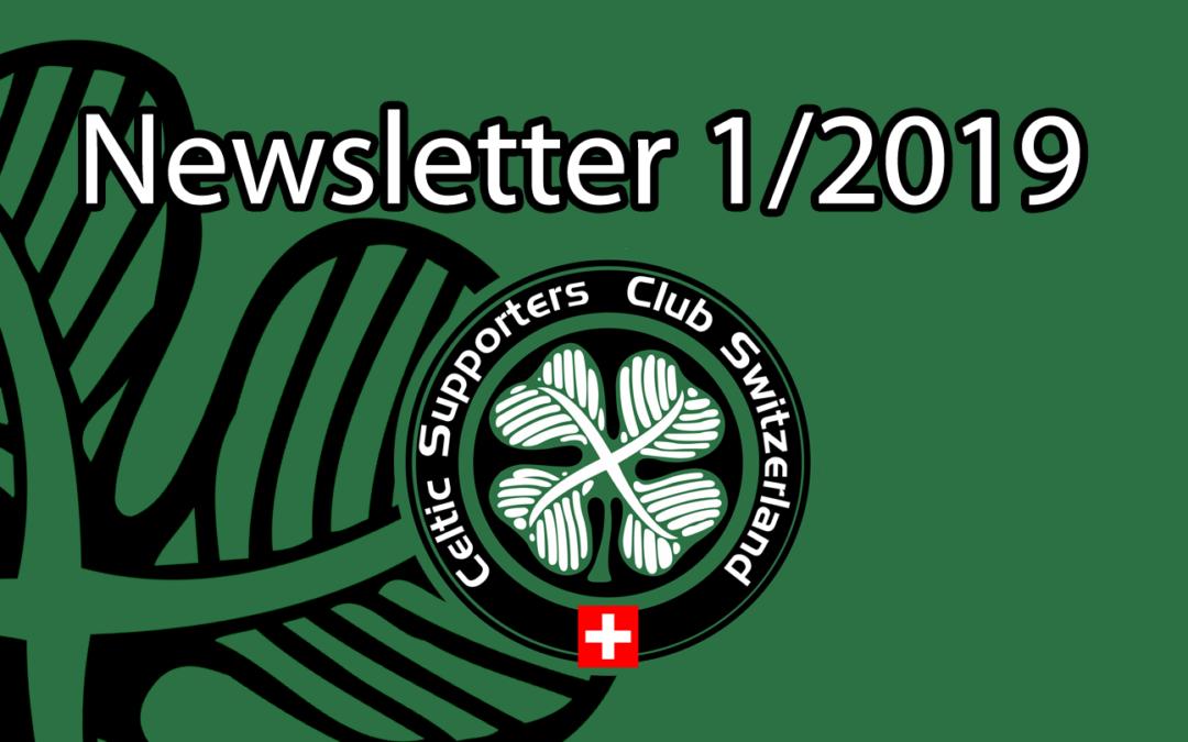 Newsletter 1/2019