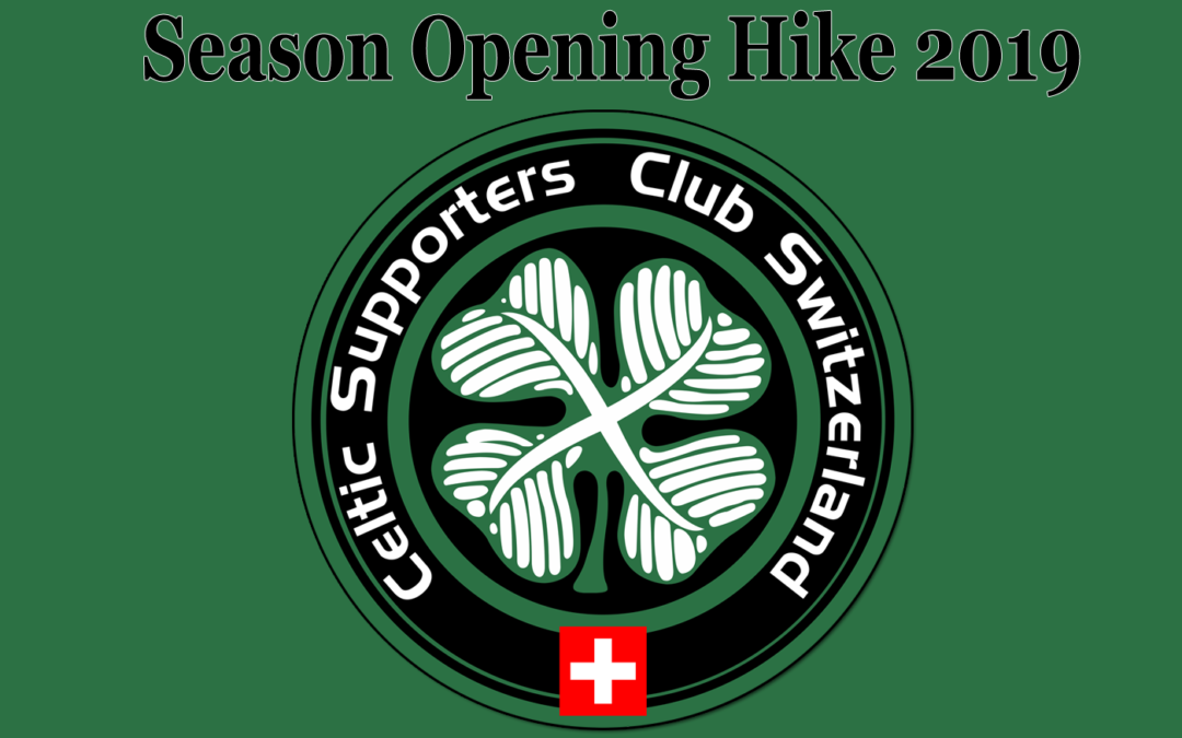 Season Opening Hike 2019 and Glasgow Derby