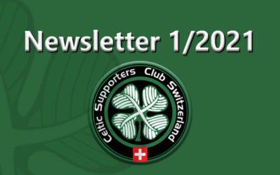 Newsletter 1/2021